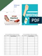 Buku Kontrolan Hipertensi