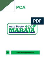 Pca Auto Posto Eco Marajá