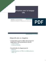 UML - Diagramme d'Interaction