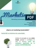 MKT Sustentable