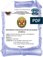 Seguridad Ciudadana Sector Yarina - Copia