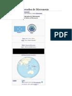 Estados Federados de Micronesia Moneda