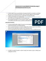 Manual Configuracion PLC 1100 y Configuracion de un  PID