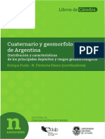 Fucks y Pisano Cuaternario y Geomorfología de Arg