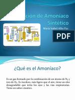 Amoníaco Industrial I
