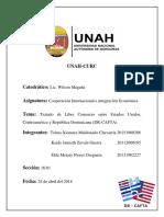 Informe DR CAFTA Grupo 1 1
