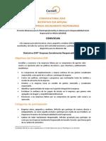 2018 Convocatoria PYME Cemefi