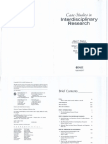 Repko, A. F. Case Studies in Interdisciplinary Research pdf