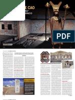 Textiles de Paracas - Los Mantos de Las Momias