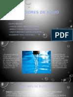 Medidores de Flujo Presentación Mec. Fluidos[1]