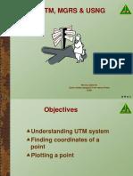 UniversalTransverseMercator-UTM