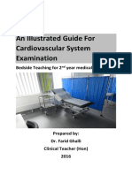 Cardiovascular Clinical Examination