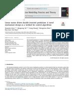 Double Pendulum for Analyzing Alarithms
