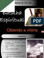 EBD POWER Batalha Espiritual