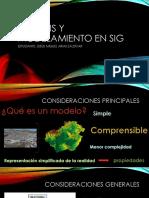 Unidad 12 ppt Análisis y Modelamiento en SIG