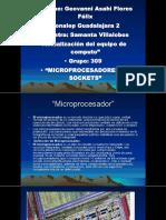 Microprocesadores y Socket