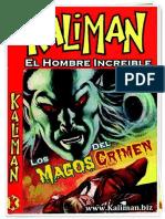 Los Magos Del Crimen 01