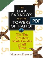 La Paradoja Del Mentiroso y la Torre de Hanoi