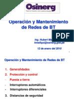 Redes BT 1201