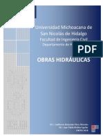Obras Hidraulicas UMSNH