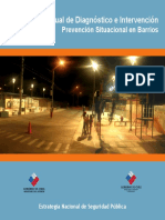 Manual de Diagnóstico e Intervención Prevención Situacional en Barrios