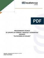 Manual Procedimiento Técnico Framescaff