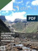 Cartilla Básica Las Variables Sísmicas y la Función Matemática