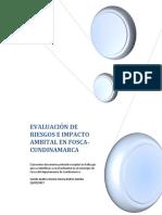 Evaluación de Riesgos e Impacto Ambital en Fosca