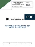 Procedimiento Seguro Para Trabajo Electrico (1)