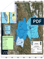 Cuenca Hidrografica de Huaraz