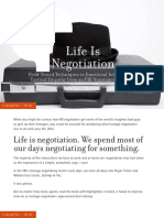 Life is Negotiation (Slideshow - Chris Voss).pdf