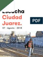 Foros en Juárez