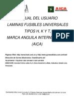 MANUAL DEL USUARIO FUSIBLES AICA  MODELO K.pdf