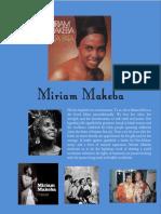 Miriam Makeba (A Hero)