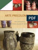 ARTE PRECOLOMBINO 4°