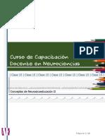 Apunte C - Conceptos de Neurosicoeducacion II