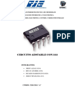Informe de Sistemas Digitales Integrado 555