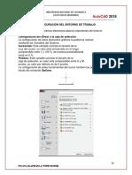 CONFIGURACION DE ENTIDADES CLASE 2 CAD