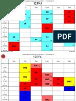 Jadwal Tki 2018-2019 Per Kelas