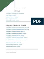 Xanathar Guide to DVd Concursos Publicos