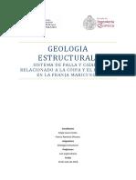 Informe de La Franja Maricunga y Relacion Mineralogica Con Yacimiento Refugio