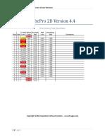 TubePro 2D Version 4.4