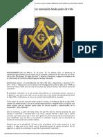 Masonería en México