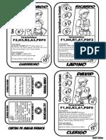 3D&T Básico - Encarte
