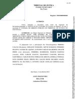 Tj Sp Declara Inconstitucionalidade lei estadual