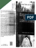 Espacios de Identidad Tomaz Tadeu Da Silva
