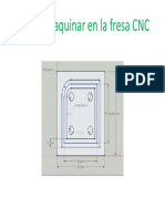 diseño pieza CNC