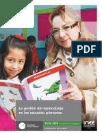Gestion Del Aprendizaje Primaria Inee 2018
