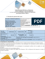 Guía de Actividades y Rùbrica de Evaluaciòn - Fase 4-Actividad de Análisis y Reflexión