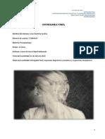 Entregable Final Psicopatología